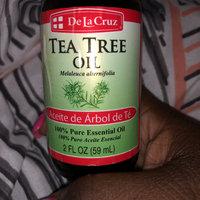De La Cruz Dela Cruz Tea Tree Oil - 2 oz uploaded by Jennifer B.