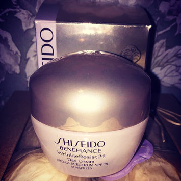 Photo of Shiseido Benefiance WrinkleResist24 Intensive Eye Contour Cream uploaded by April H.