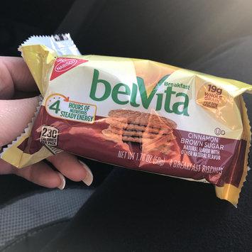 Photo of belVita Breakfast Biscuits Cinnamon Brown Sugar uploaded by April D.
