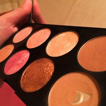 Photo of Makeup Revolution Golden Sugar 2 Rose Gold Ultra Professional Blush Palette uploaded by Andreea V.