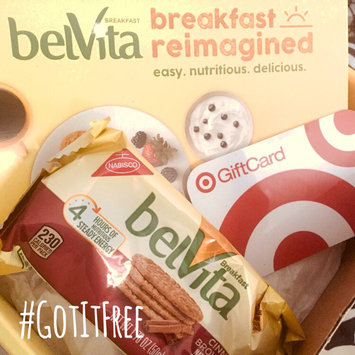Photo of belVita Breakfast Biscuits Cinnamon Brown Sugar uploaded by Marizel l.