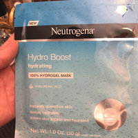 Neutrogena® Hydro Boost hydrating 100% Hydrogel Mask uploaded by anabel c.