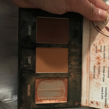 Photo of Black Radiance True Complexion Crème Contour Palette Medium to Dark .26 oz uploaded by Kiana C.