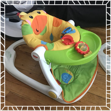 Photo of Fisher Price Giraffe Sit Me Up Floor Seat With Snack Tray uploaded by Jennifer V.