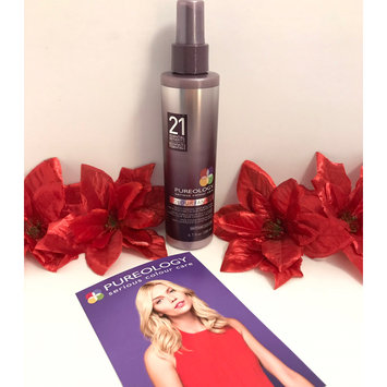 Photo of Pureology Colour Fanatic Multi-Benefit Leave-In Treatment uploaded by Sara B.