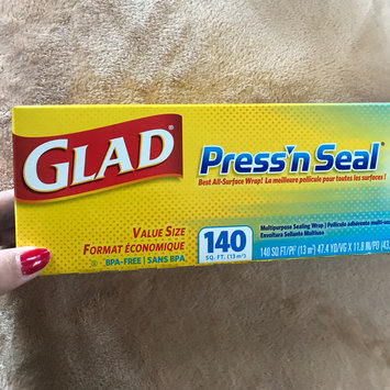 Photo of Glad Press'n Seal, 140 SQ. Foot, (Pack of 3) uploaded by Vivian E.