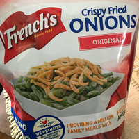French's Original Crispy Fried Onions uploaded by Vivian E.