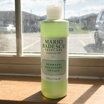 Photo of Mario Badescu Seaweed Cleansing Lotion uploaded by Amber M.