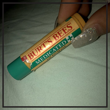 Photo of Burt's Bees Medicated Lip Balm uploaded by Mikki H.