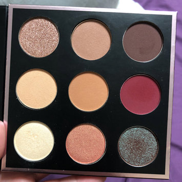 Photo of Makeup Geek X Mannymua Palette uploaded by Jessica R.