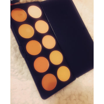 Photo of BH Cosmetics Foundation & Concealer Palette-Foundation & Concealer Palette uploaded by Gabriella G.