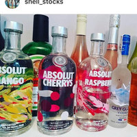 Absolut® Vodka Sweden Raspberri 750ml Bottle uploaded by Michelle S.