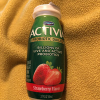 Dannon Activia Strawberry Lowfat Yogurt Drink uploaded by Danielle H.