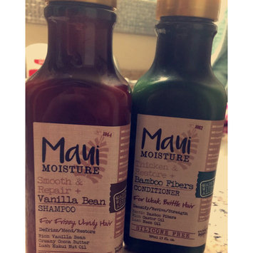 Photo of Maui Moisture Thicken & Restore Bamboo Fibers Conditioner uploaded by Hannah N.