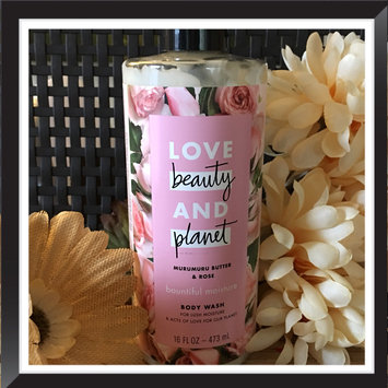 Photo of Love Beauty And  Planet Bountiful Moisture Murumuru Butter & Rose Body Wash uploaded by Crystal D.