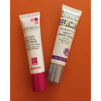 Photo of Andalou Naturals 1000 Roses Beautiful Day Cream uploaded by Rosa Y.