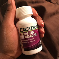 Excedrin® Tension Headache uploaded by Althea S.
