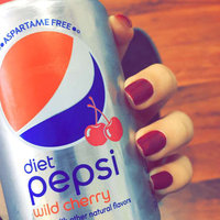 Diet Pepsi® Wild Cherry uploaded by Shams T.