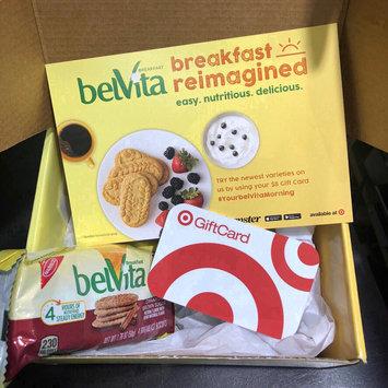 Photo of belVita Breakfast Biscuits Cinnamon Brown Sugar uploaded by Jennifer P.