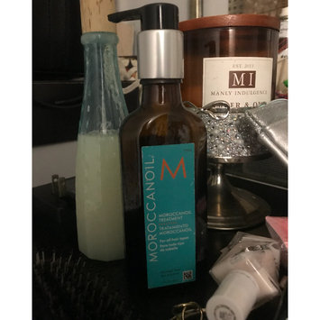 Photo of Moroccanoil Treatment Original uploaded by Jadiena D.