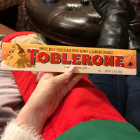 Toblerone Swiss Milk Chocolate uploaded by Tori Y.