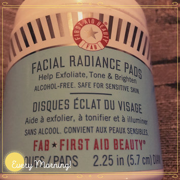 Photo of First Aid Beauty Facial Radiance Pads uploaded by Jennifer S.