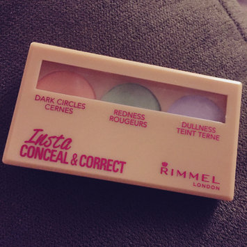 Photo of Rimmel London Insta Conceal & Correct Palette uploaded by Chantelle C.