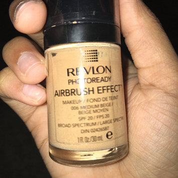 Photo of Revlon Photoready Airbrush Effect Makeup uploaded by Kristina S.