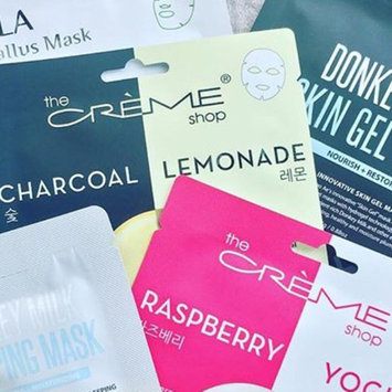 Photo of the CRÈME shop Charcoal & Lemon Fusion Sheet Mask uploaded by Tiffany L.