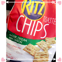 Nabisco RITZ Sour Cream & Onion Toasted Chips uploaded by DaniellaMarie G.