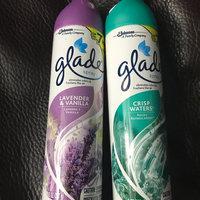 Glade Crisp Waters Air Freshener Spray uploaded by Pragati L.