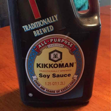 Kikkoman Soy Sauce uploaded by Christy C.