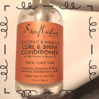 SheaMoisture Coconut & Hibiscus Curl & Shine Shampoo uploaded by Julia L.