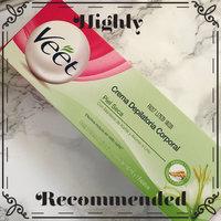 Veet Hair Removal Cream, Sensitive Skin - 100 g uploaded by Shevy B.
