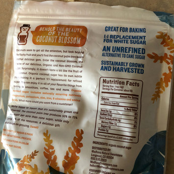 Photo of Madhava Coconut Sugar Pure & Unrefined uploaded by Crystal B.
