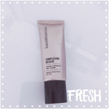 Photo of bareMinerals Complexion Rescue™Tinted Hydrating Gel Cream uploaded by Andrea C.