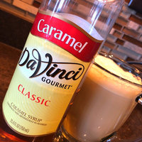 DaVinci Gourmet Classic Caramel Syrup uploaded by Erin B.