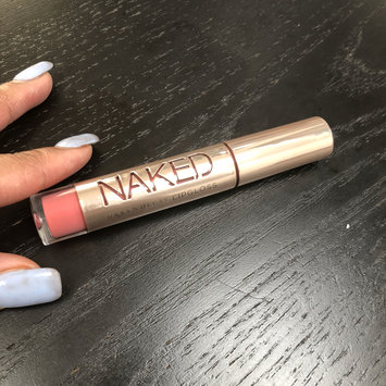 Photo of Urban Decay Naked Ultra Nourishing Lip Gloss uploaded by Ashley W.