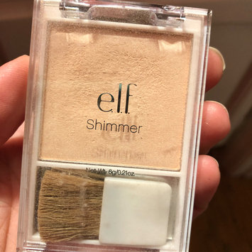 Photo of e.l.f. Shimmer with Brush uploaded by Elizabeth C.