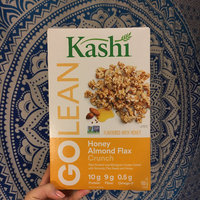 Kashi® GOLEAN Honey Almond Flax Crunch Cereal uploaded by YiMin S.