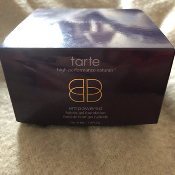 Photo of tarte Double Duty Beauty Empowered Hybrid Gel Foundation uploaded by Sarah P.