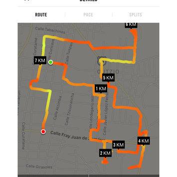 Photo of Nike Running App uploaded by Frida G.