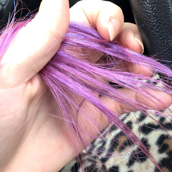 Photo of Ion Color Brilliance Semi Permanent Neon Brights Hair Color Radiant Orchid uploaded by McKenzie O.