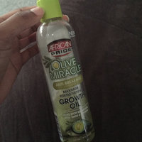African Pride Olive Miracle Growth Oil uploaded by Nikki w.