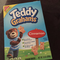 Nabisco Teddy Grahams Snacks Honey Maid Cinnamon Bags uploaded by Nikki w.