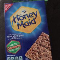 Nabisco Honey Maid Low Fat Cinnamon Grahams uploaded by Nikki w.