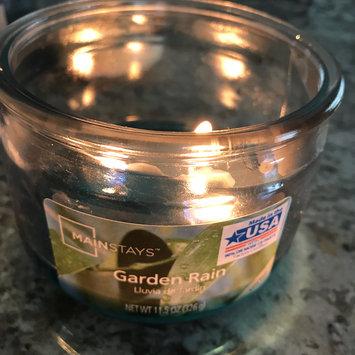 Photo of Mainstays 20 oz Candle Garden Rain, Blue uploaded by Sandra D.