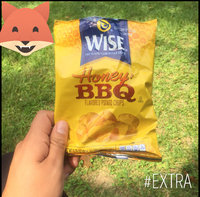 Wise Kettle Cooked Barbecue Flavored Potato Chips uploaded by Lorena M.