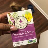 Traditional Medicinals Laxative Teas Organic Smooth Moves Tea Bags - 16 CT uploaded by Luxurious L.
