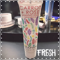 Seraphine Botanicals Carrot + Rose Hydrating Cream uploaded by Jennifer T.